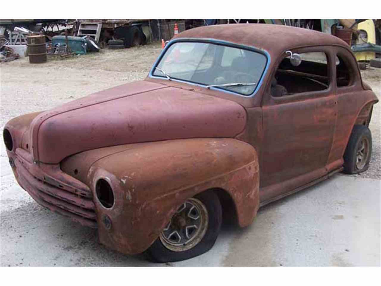 Large Picture of '46 Ford Coupe located in Denton Texas Offered by CTC's Auto Ranch Inc - J21T