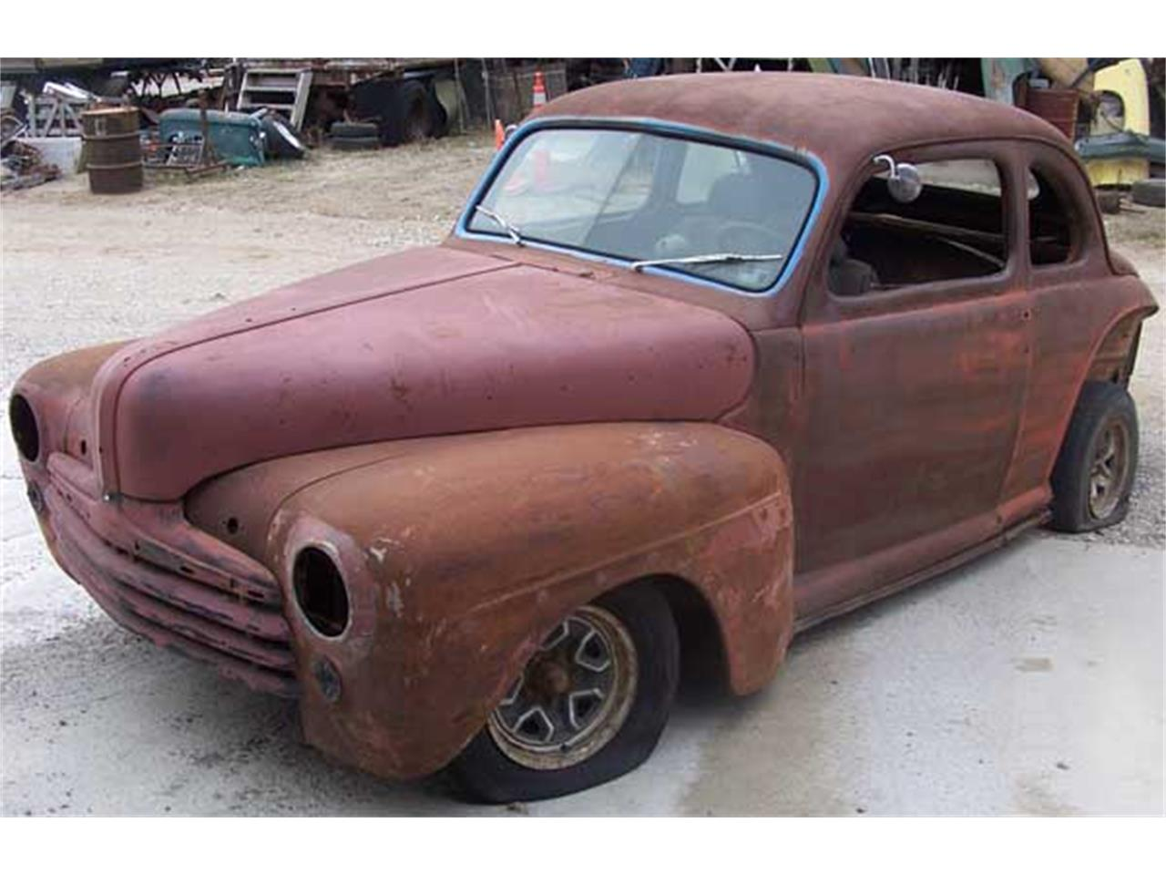 Large Picture of 1946 Coupe - J21T