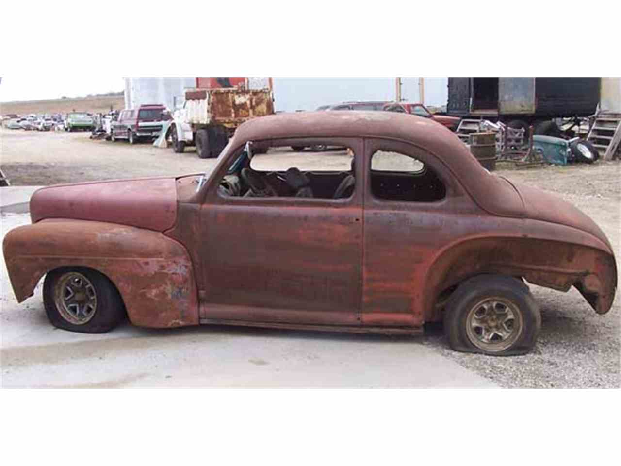 Large Picture of Classic 1946 Coupe - J21T