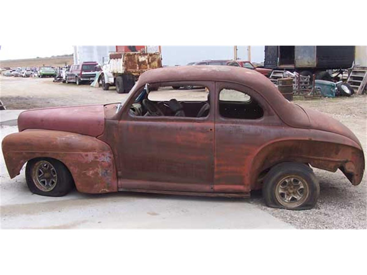 Large Picture of '46 Ford Coupe - J21T