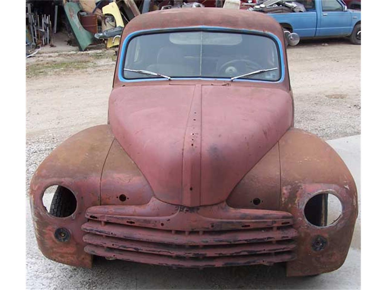 Large Picture of Classic 1946 Ford Coupe located in Denton Texas Offered by CTC's Auto Ranch Inc - J21T
