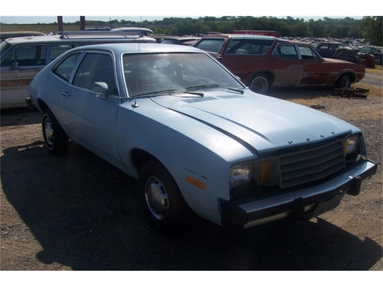 Large Picture of '79 Ford Pinto located in Texas Offered by CTC's Auto Ranch Inc - J229
