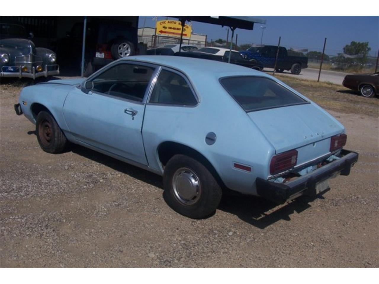 Large Picture of '79 Ford Pinto - $2,750.00 Offered by CTC's Auto Ranch Inc - J229