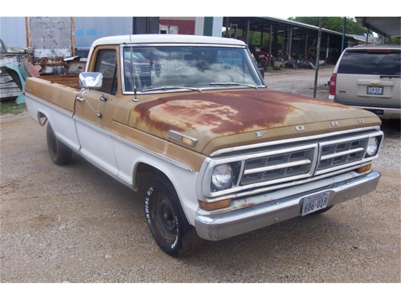 Large Picture of '71 F150 - J22H