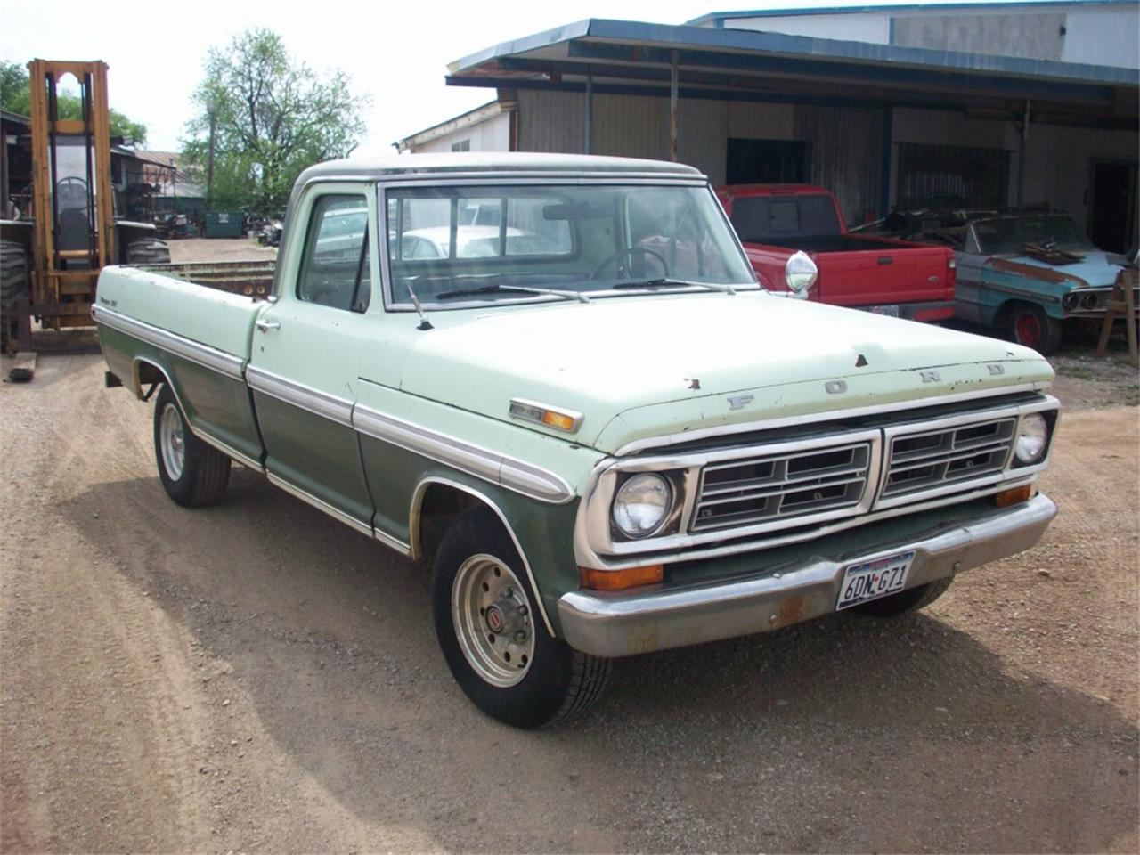 Large Picture of Classic '72 Ford F150 located in Texas - $3,995.00 Offered by CTC's Auto Ranch Inc - J22J