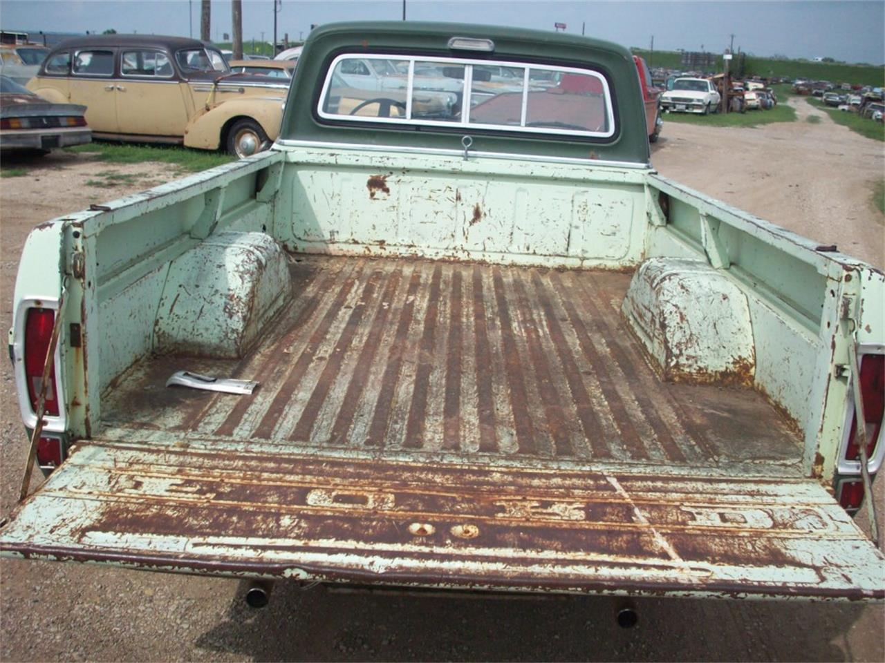 Large Picture of 1972 Ford F150 located in Denton Texas - $3,995.00 - J22J