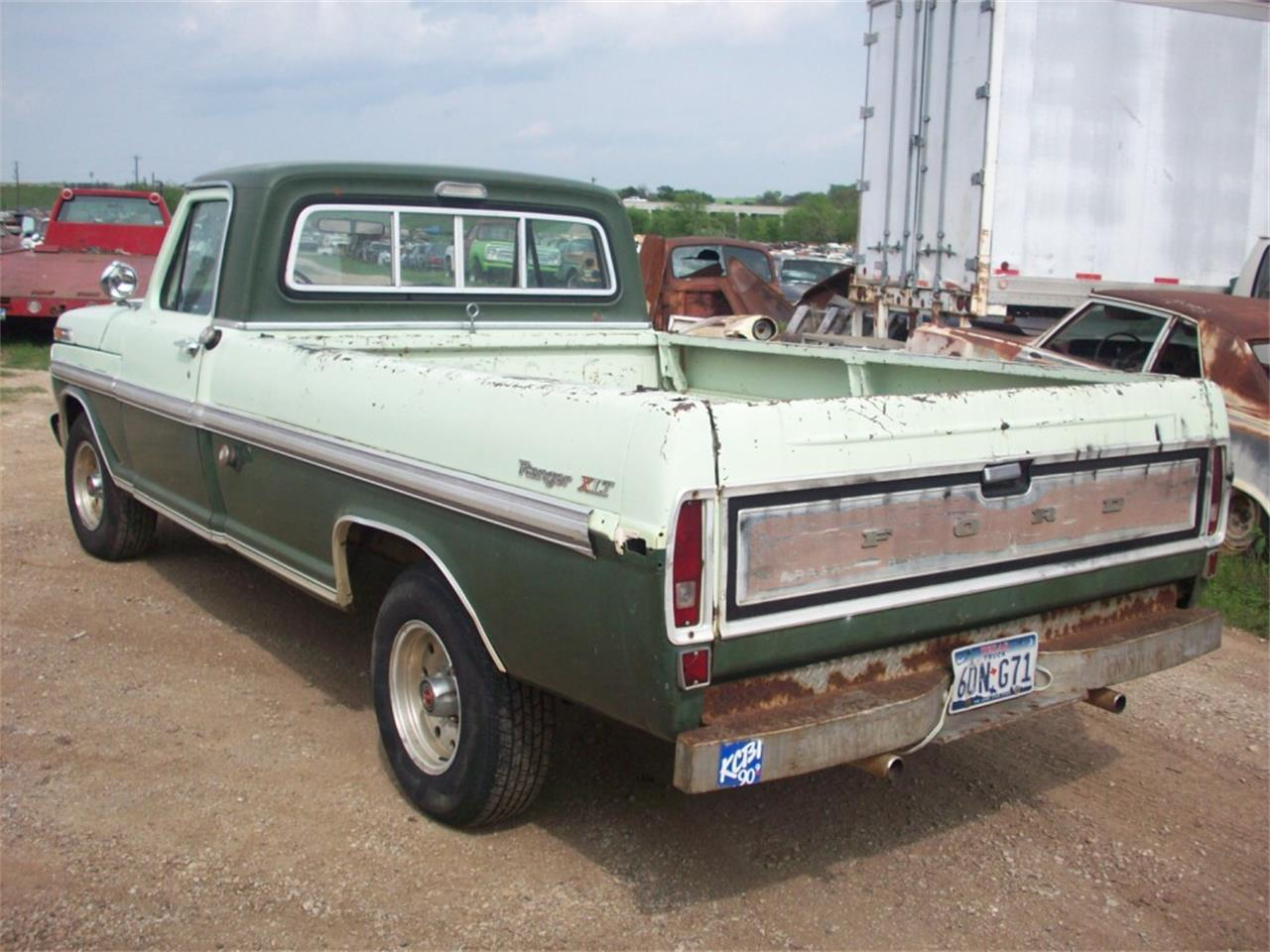 Large Picture of '72 F150 located in Denton Texas Offered by CTC's Auto Ranch Inc - J22J