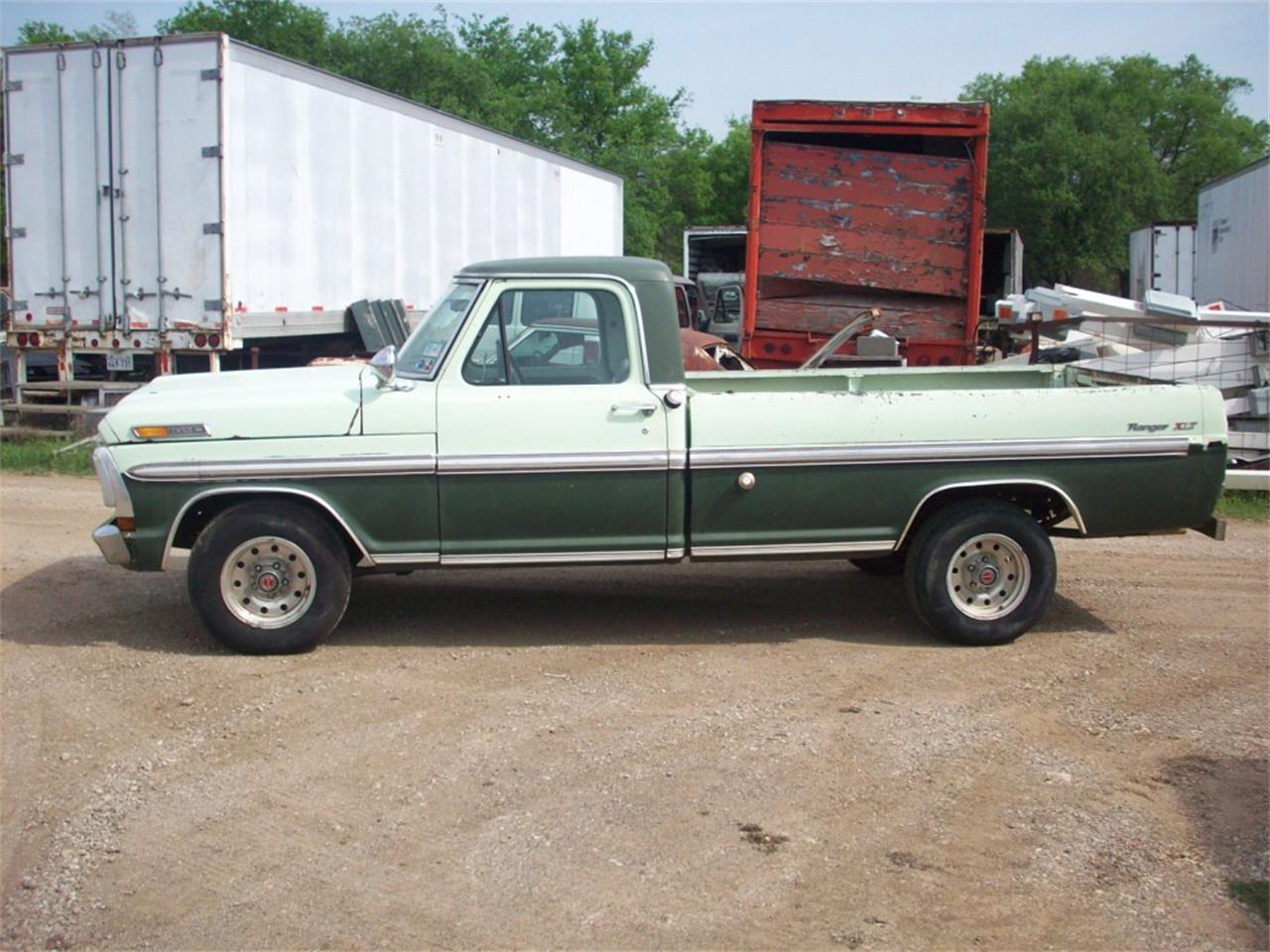 Large Picture of 1972 F150 located in Denton Texas - J22J
