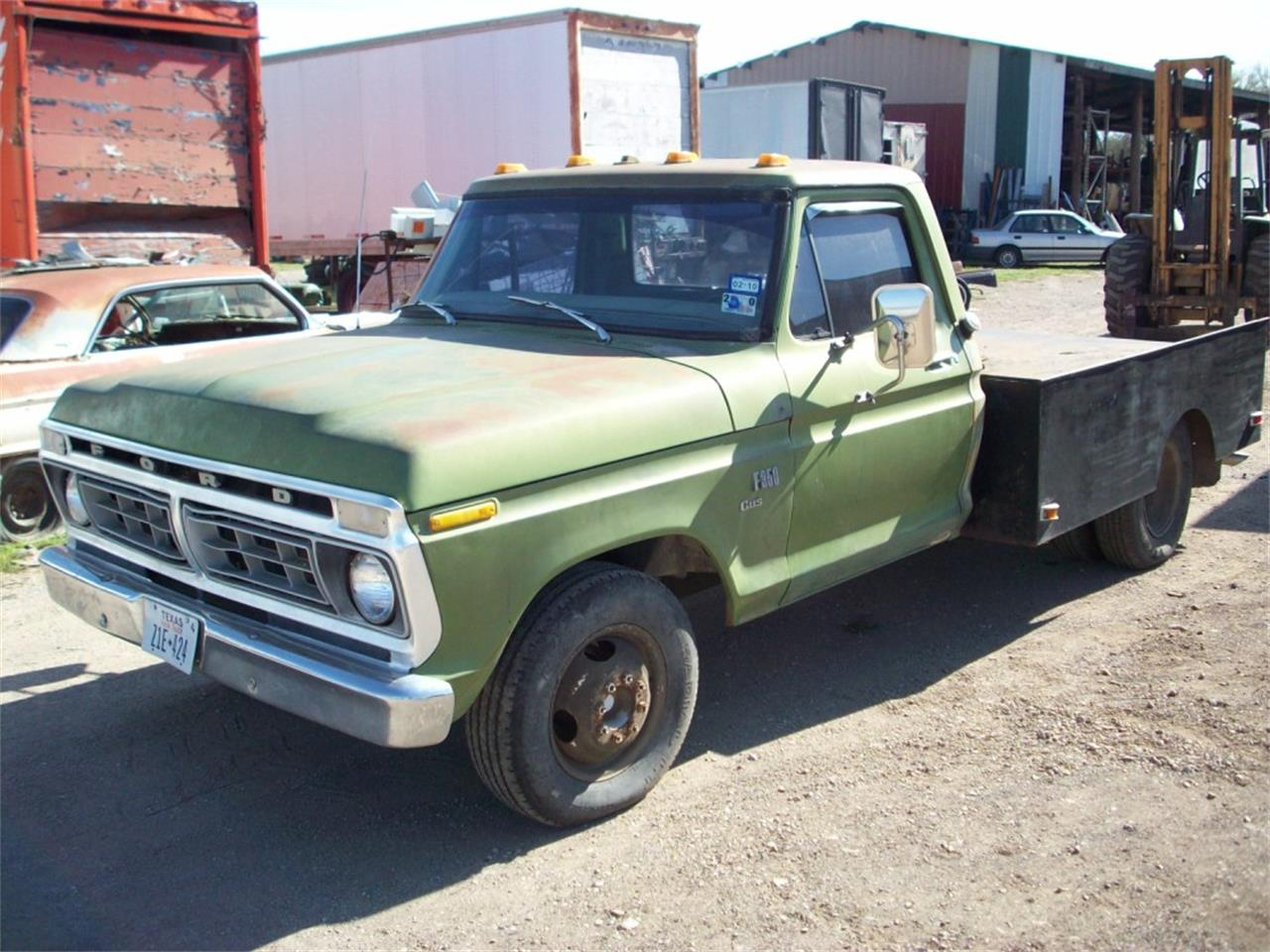 Large Picture of '76 Pickup - J22M
