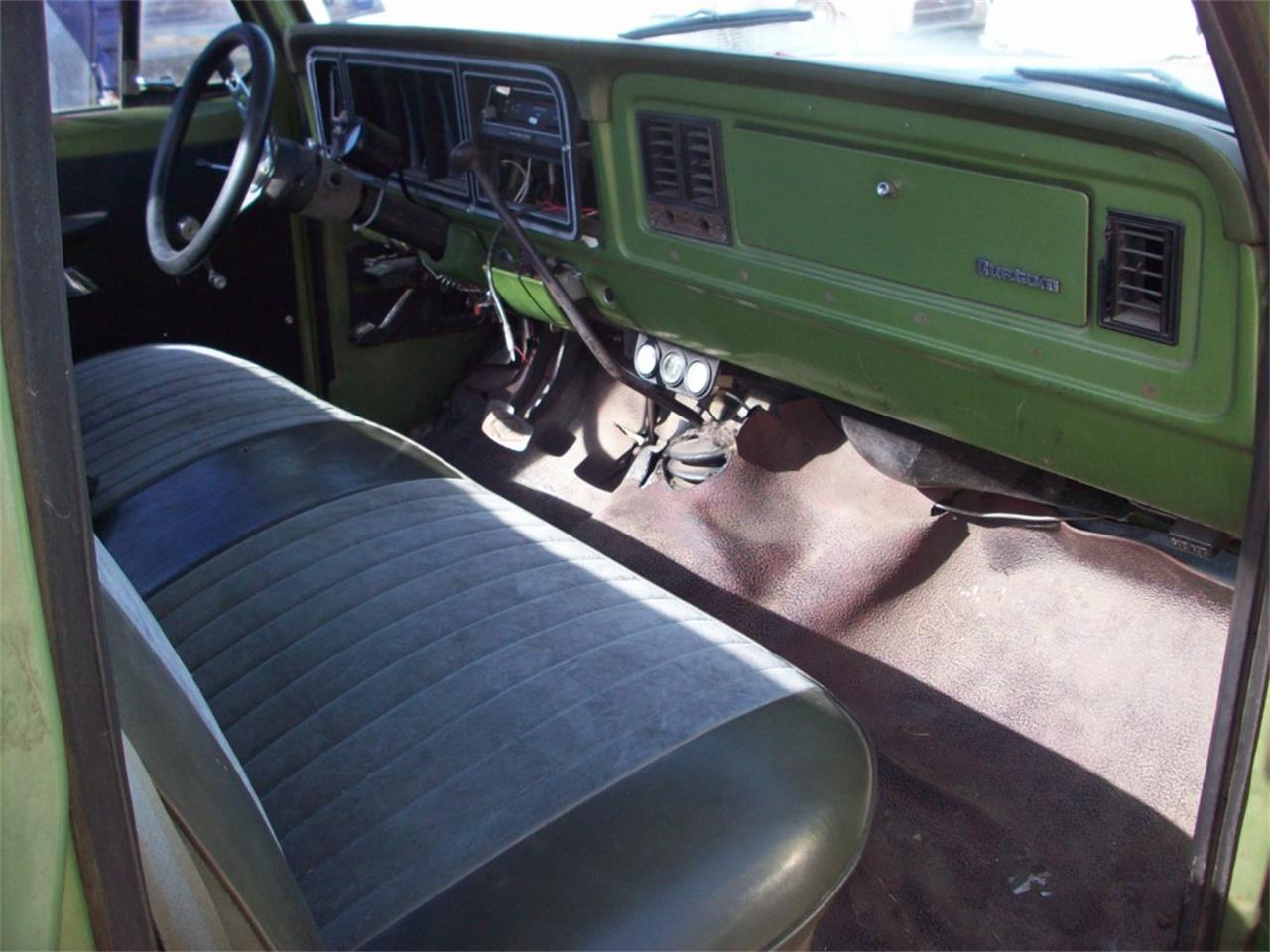Large Picture of 1976 Ford Pickup located in Denton Texas - J22M