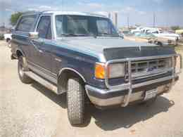 Picture of '87 Bronco - J22N