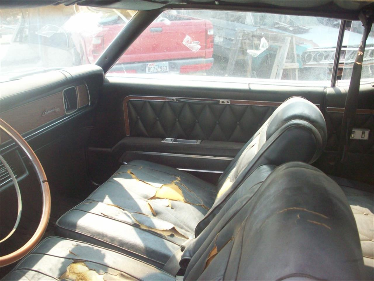 Large Picture of '69 Continental Mark III - J22P