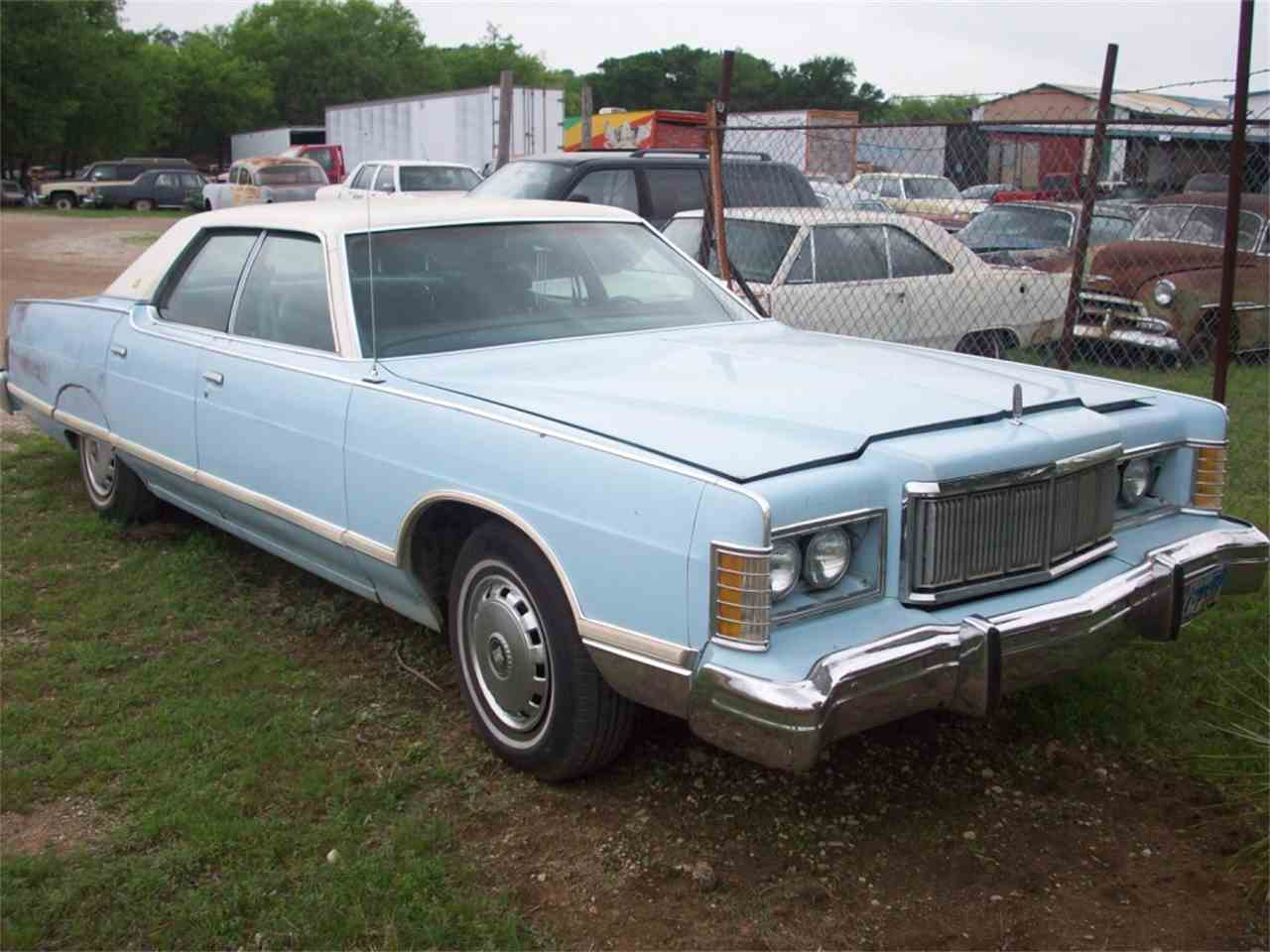 Large Picture of '78 Grand Marquis - J22T