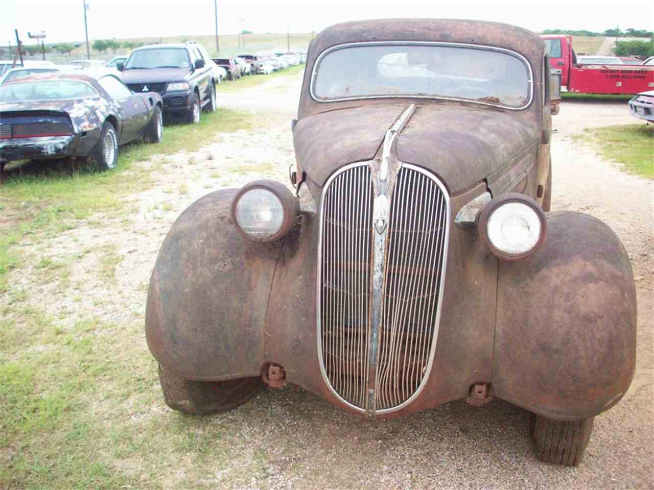 Large Picture of '37 Business Coupe - J22U
