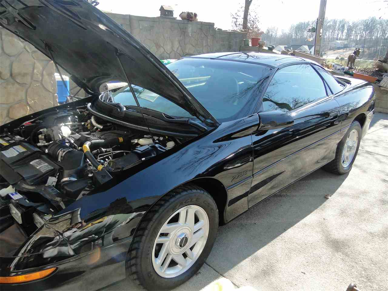Large Picture of '95 Camaro Z28 - J231