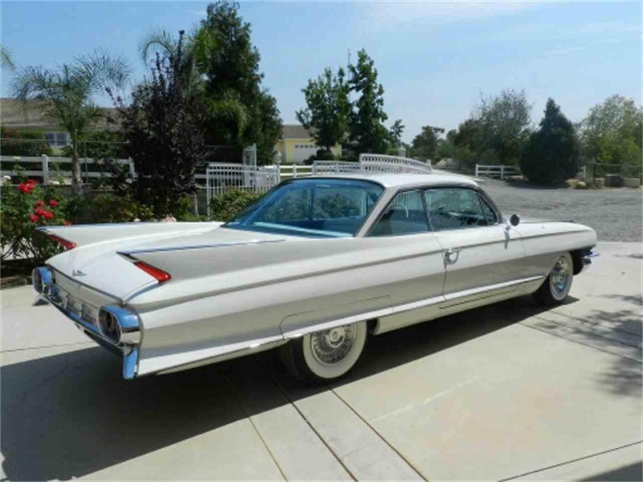 1961 Cadillac DeVille for Sale | ClicCars.com | CC-889168