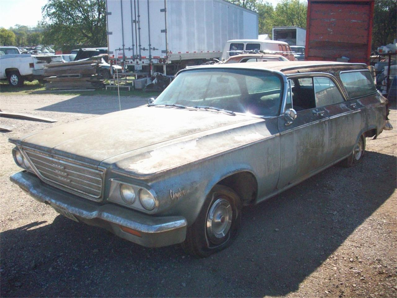 Large Picture of 1964 Chrysler Newport Offered by CTC's Auto Ranch Inc - J237