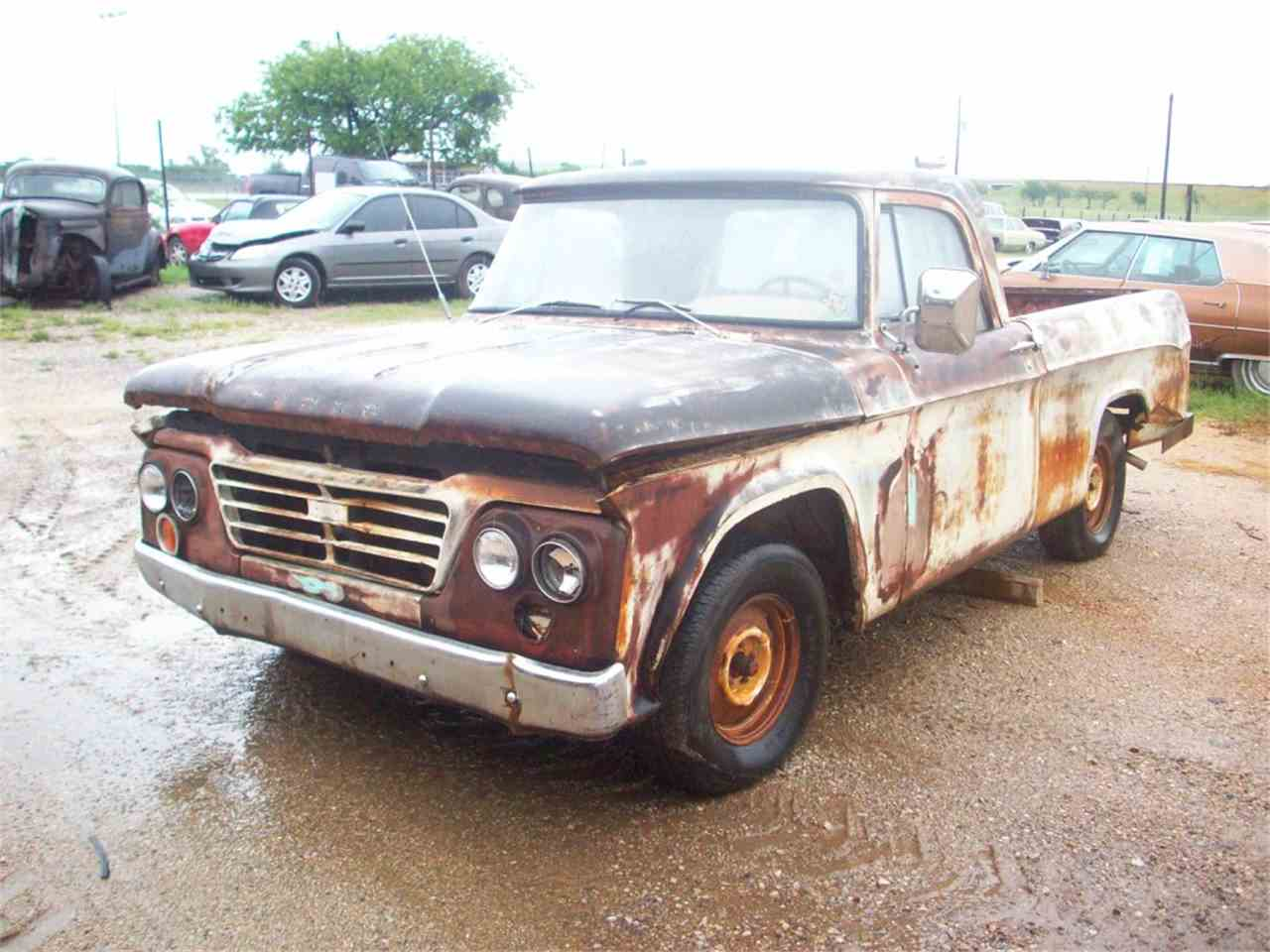 1964 Dodge Pickup for Sale | ClicCars.com | CC-889173
