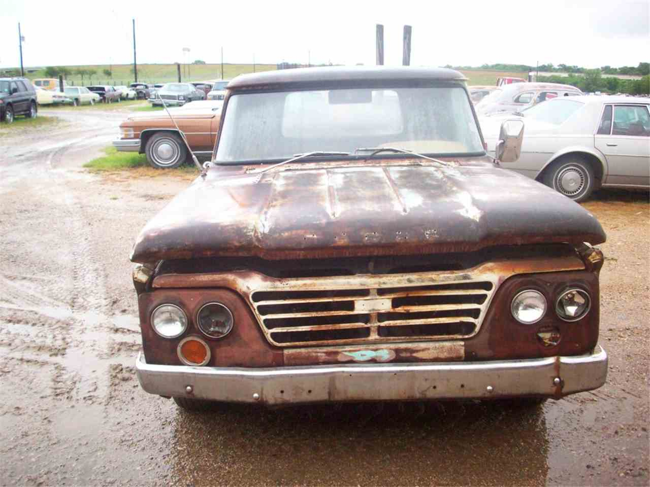 Large Picture of '64 Pickup - J239