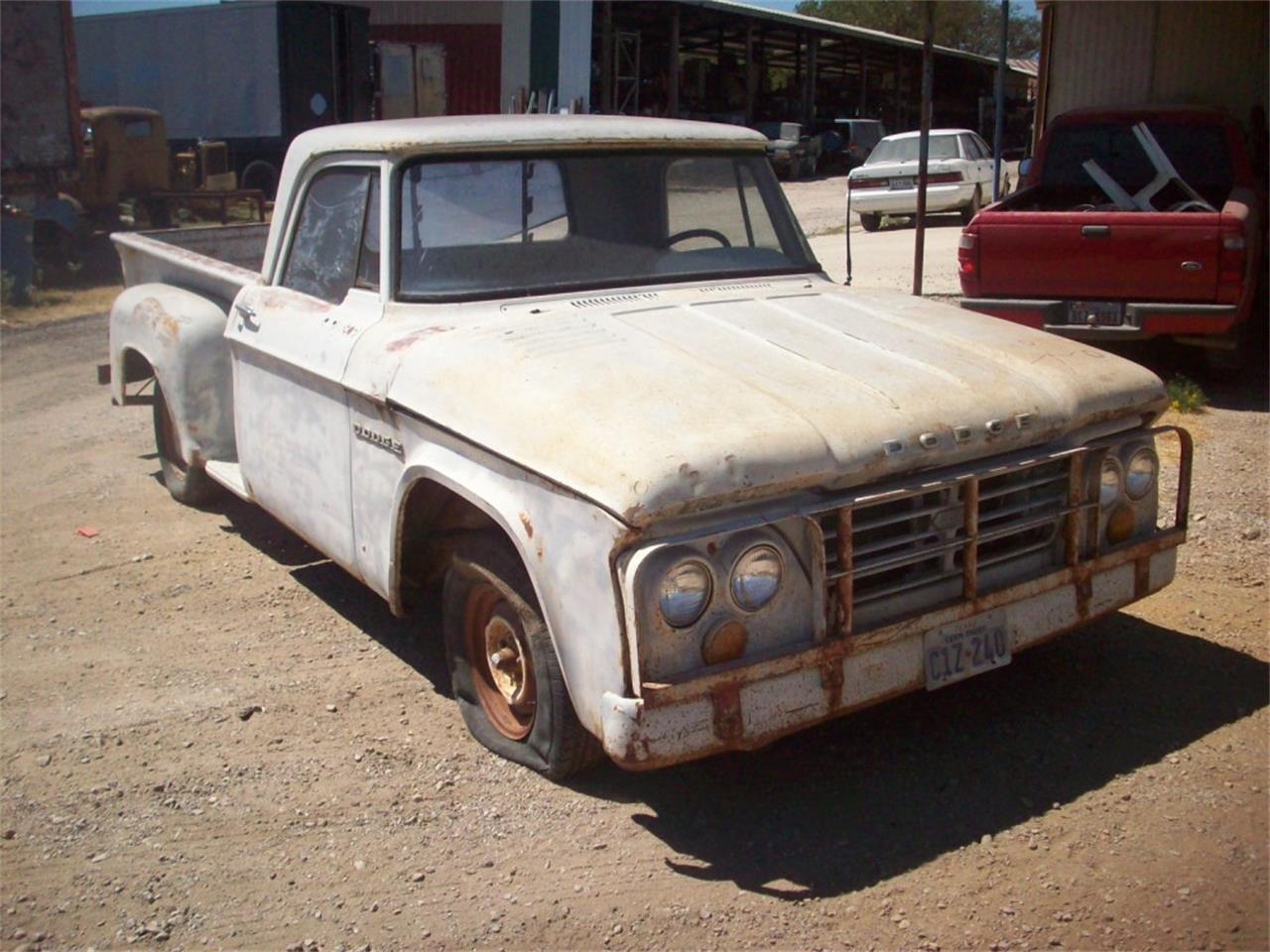 Large Picture of Classic '65 Pickup located in Denton Texas - $2,495.00 - J23B