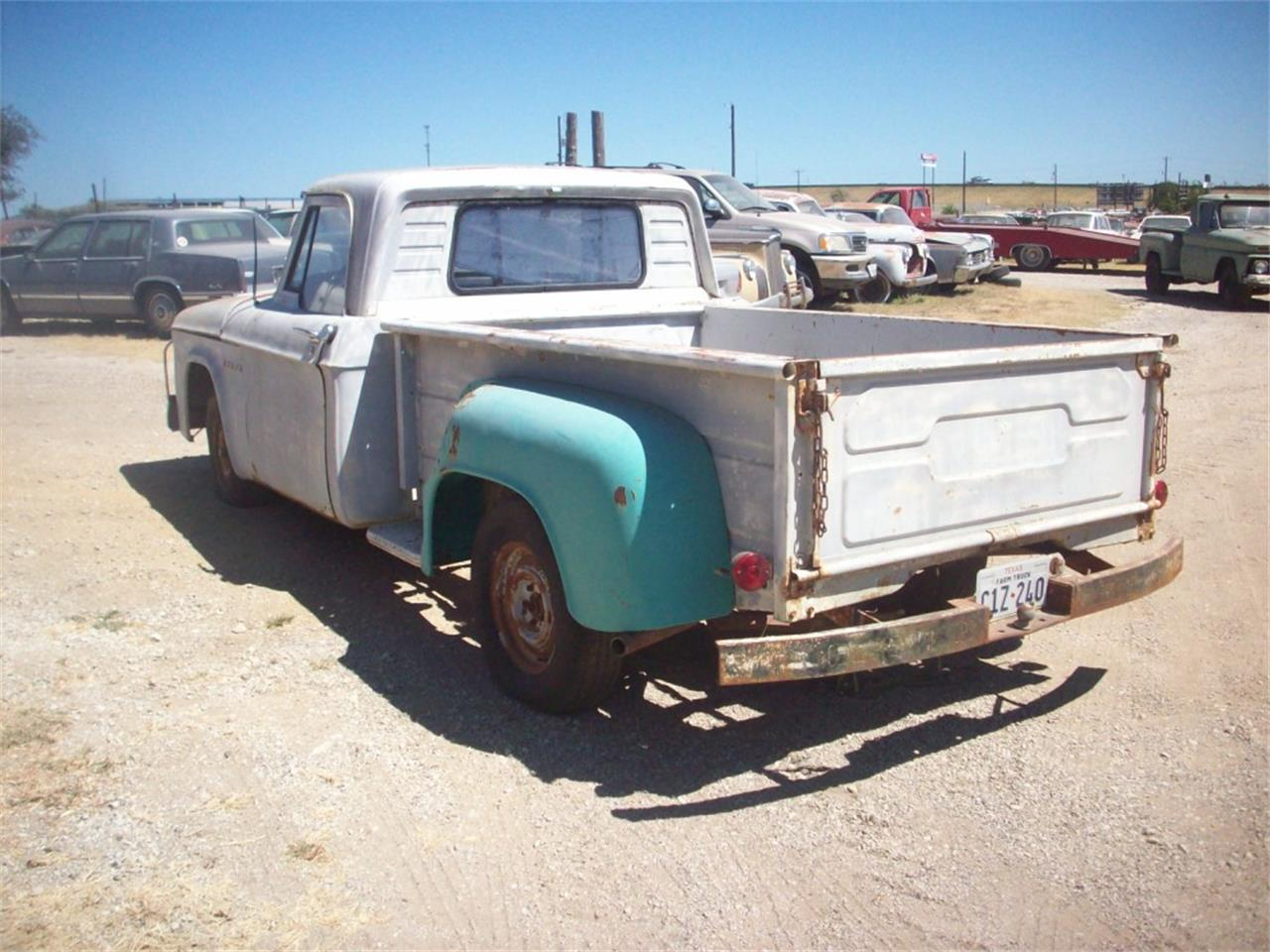 Large Picture of 1965 Pickup - $2,495.00 - J23B