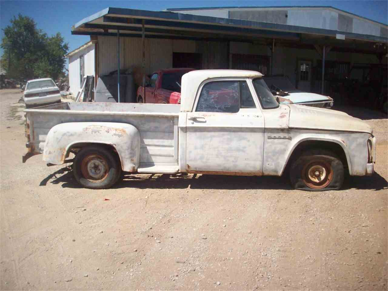 Large Picture of '65 Pickup - J23B
