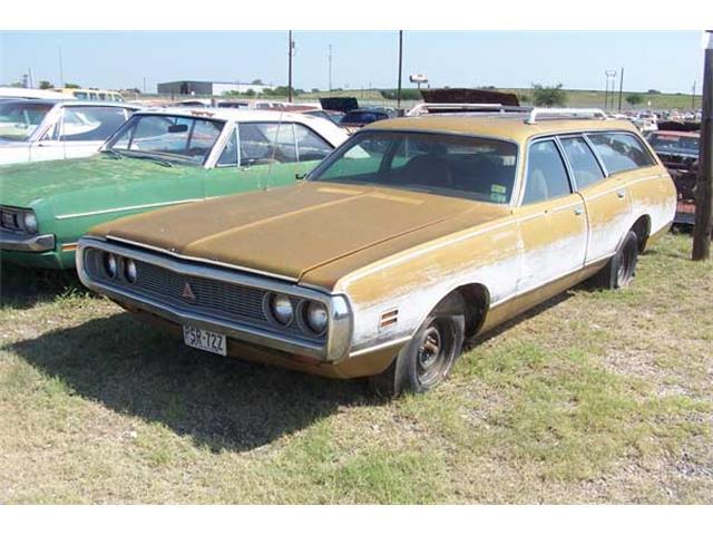 1971 Dodge Coronet Wagon