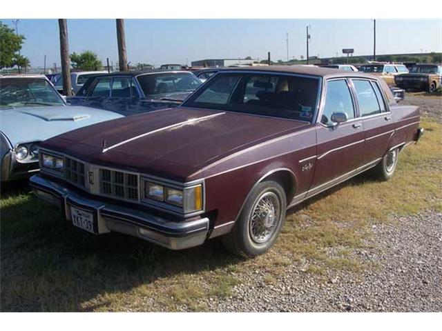 Picture of 1981 Oldsmobile 98 - J249