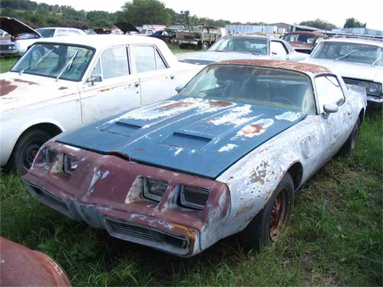 Large Picture of '80 Firebird - J24I