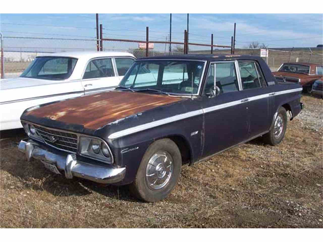 Large Picture of '64 Cruiser - J24L
