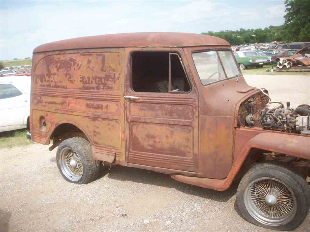 Large Picture of 1950 Willys Panel - $2,795.00 - J24M