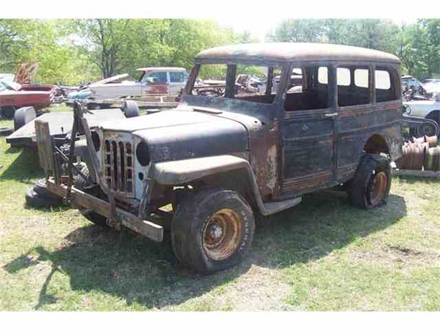 Picture of '55 Wagoneer - J24N