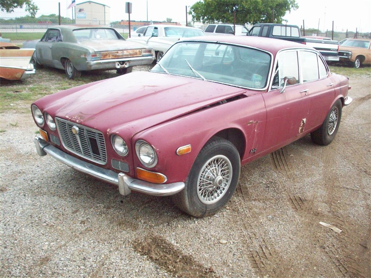 1971 Jaguar XJ6 for Sale   ClassicCars.com   CC-889225