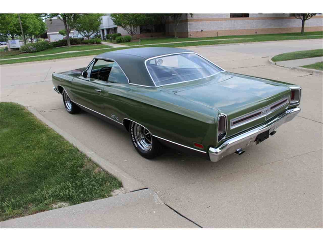 1969 plymouth gtx for sale cc 889259. Black Bedroom Furniture Sets. Home Design Ideas