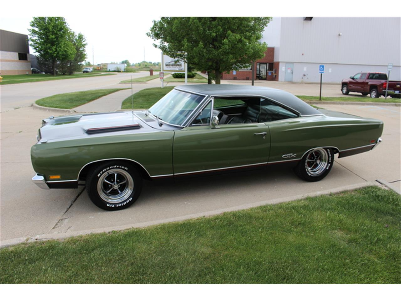 1969 Plymouth Gtx For Sale Cc 889259 1960 Hemi Large Picture Of 69 J25n