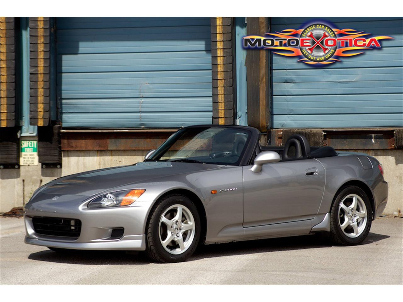 Large Picture of '01 S2000 - J26H