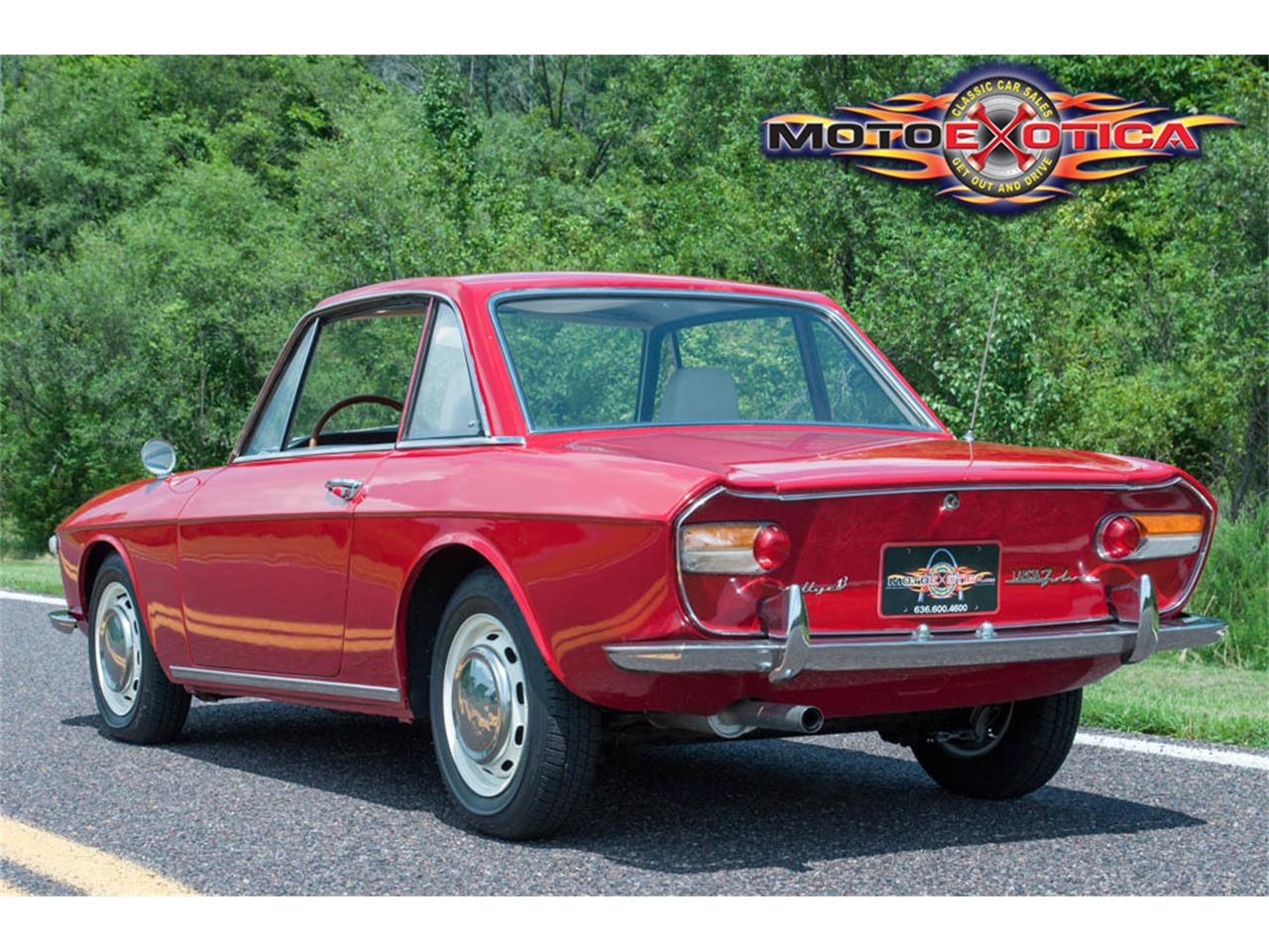 Large Picture of '65 Fulvia - J26J