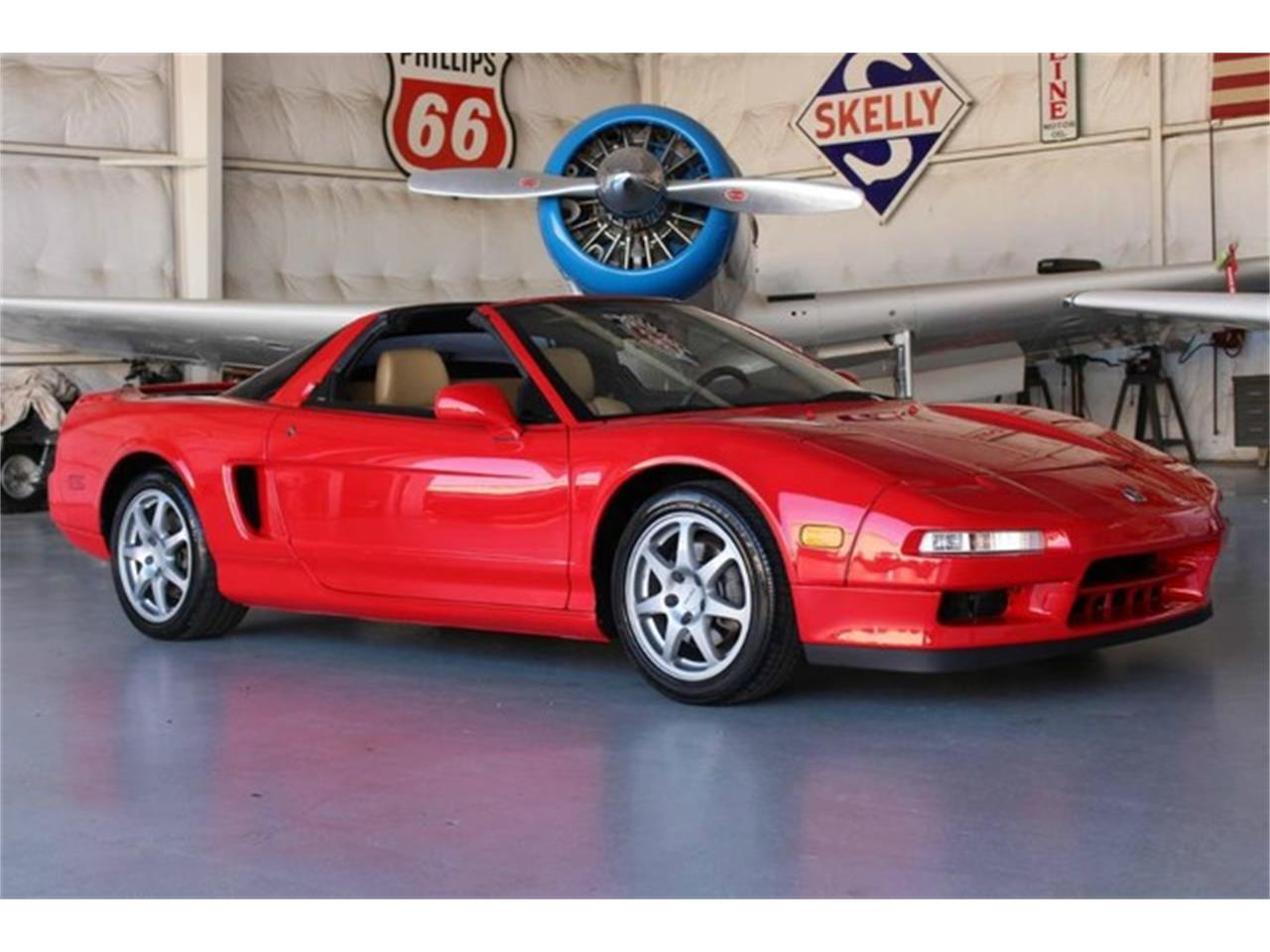 Large Picture of '96 NSX - J27H
