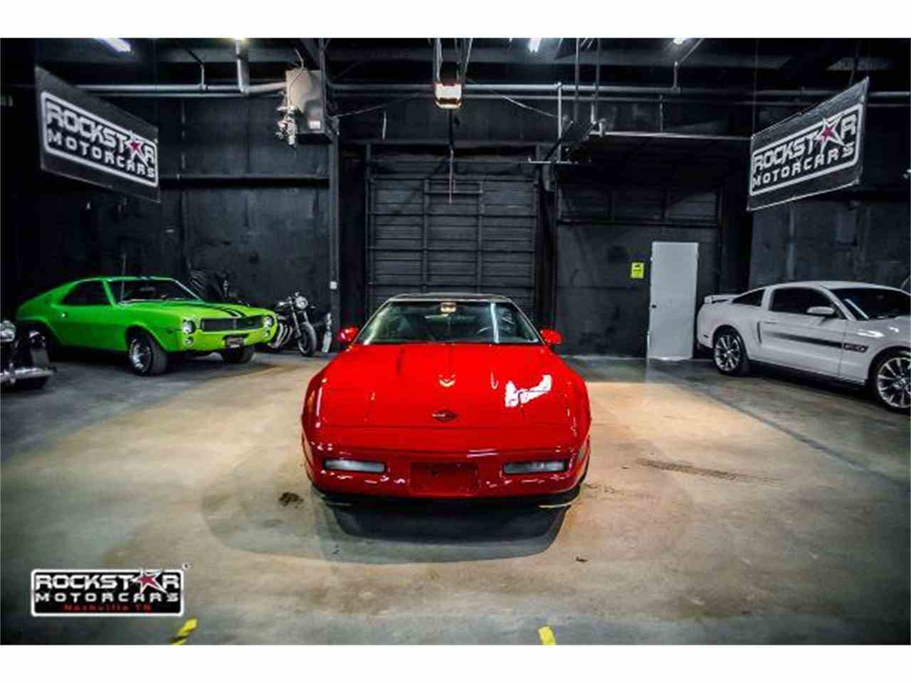 Large Picture of '96 Corvette - J282