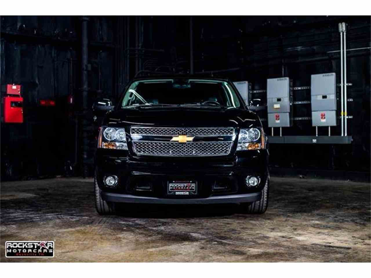 Large Picture of '12 Suburban - J287