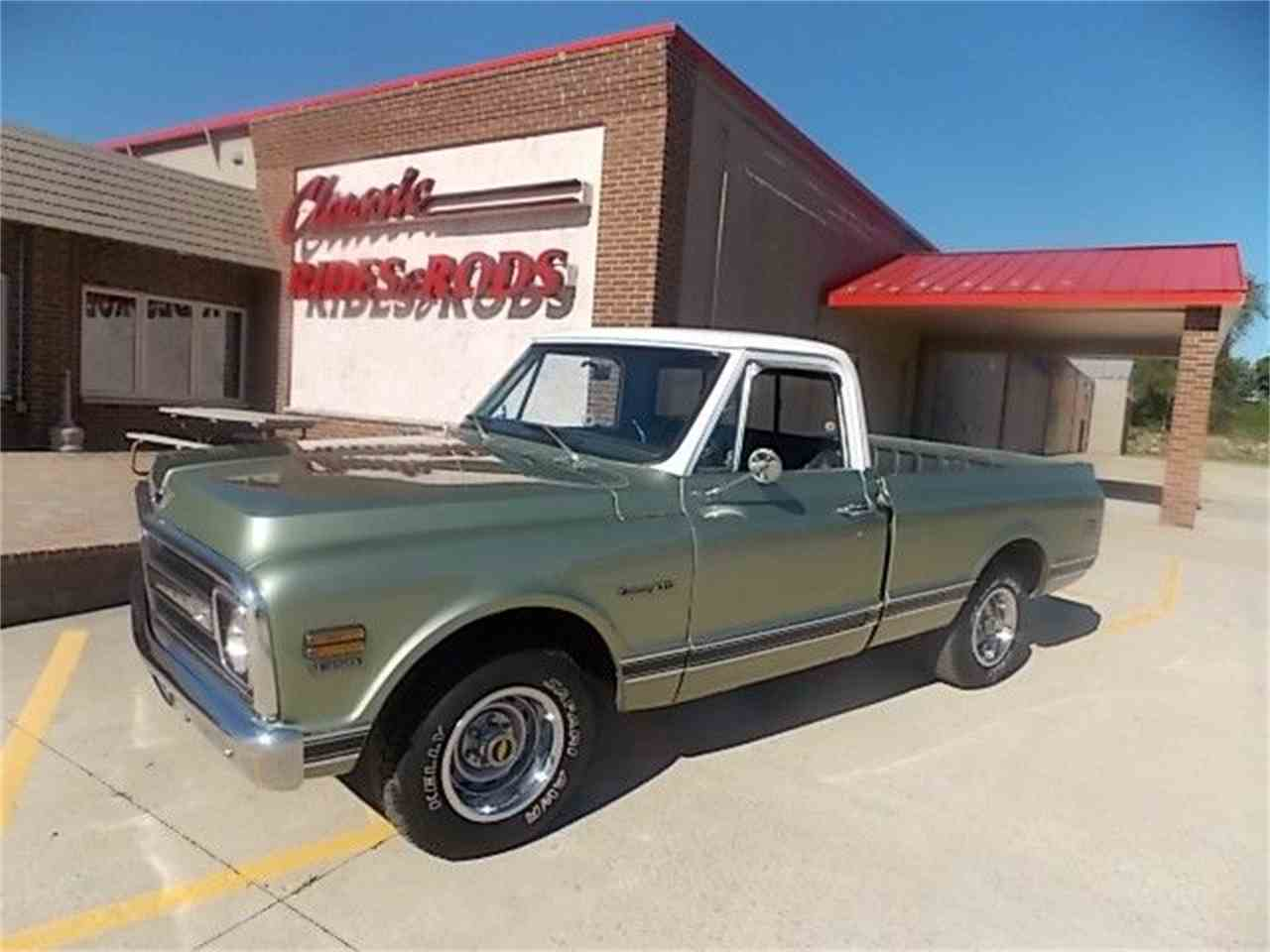 Large Picture of 1969 C10 SHORT BOX Offered by Classic Rides and Rods - J2CG