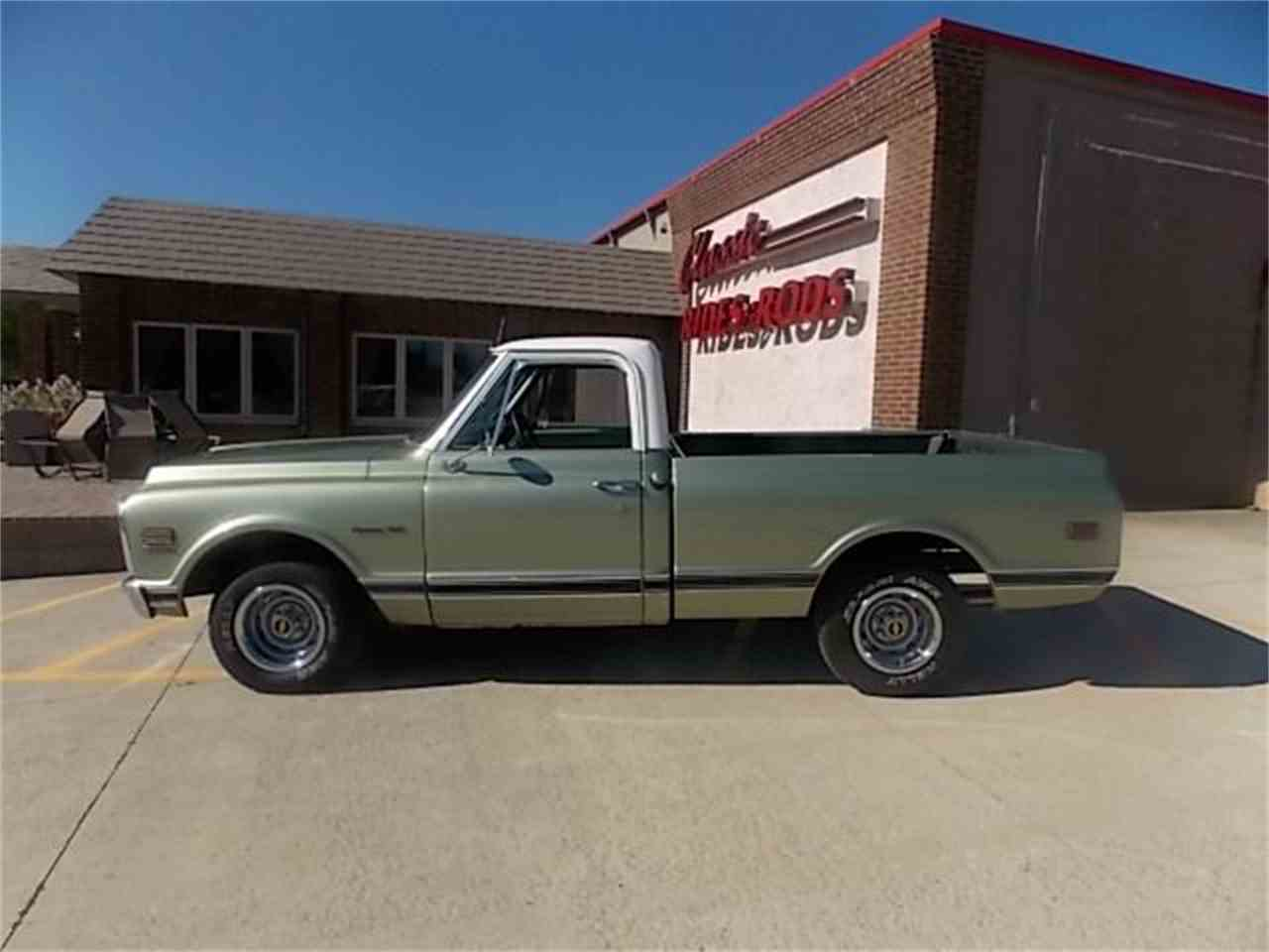 Large Picture of '69 Chevrolet C10 SHORT BOX located in Annandale Minnesota Offered by Classic Rides and Rods - J2CG