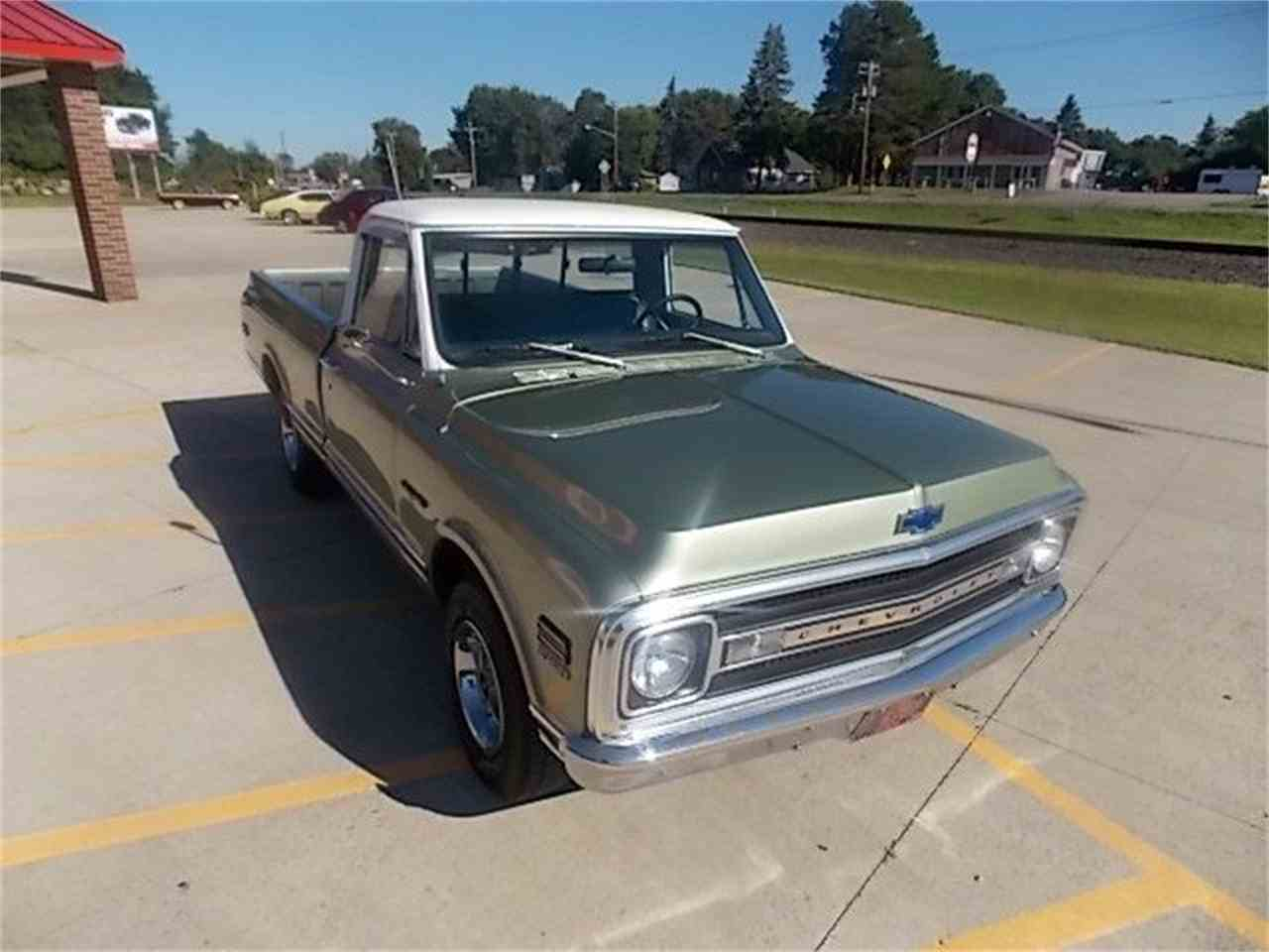 Large Picture of Classic 1969 C10 SHORT BOX located in Annandale Minnesota - $18,999.00 - J2CG