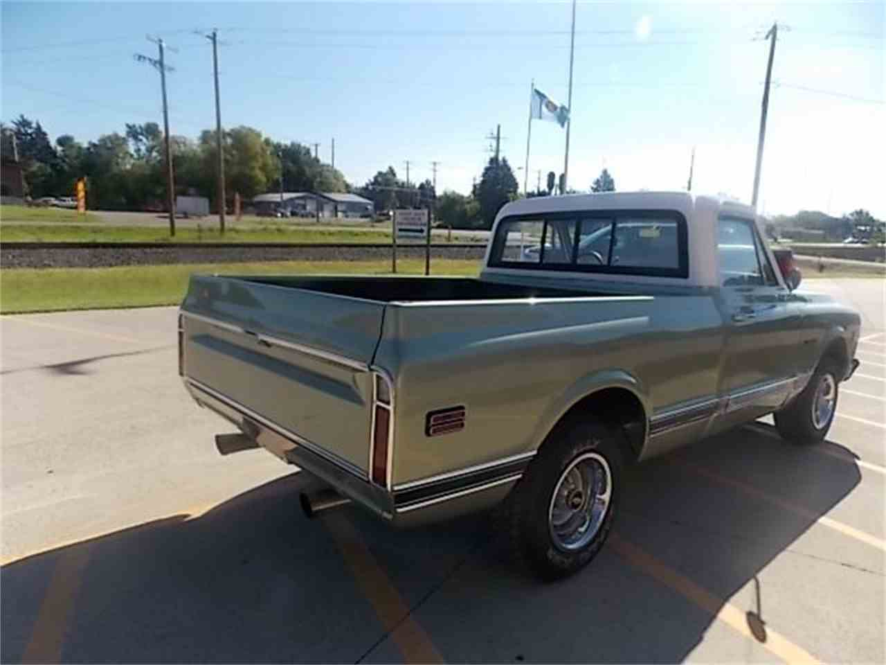 Large Picture of Classic 1969 Chevrolet C10 SHORT BOX Offered by Classic Rides and Rods - J2CG