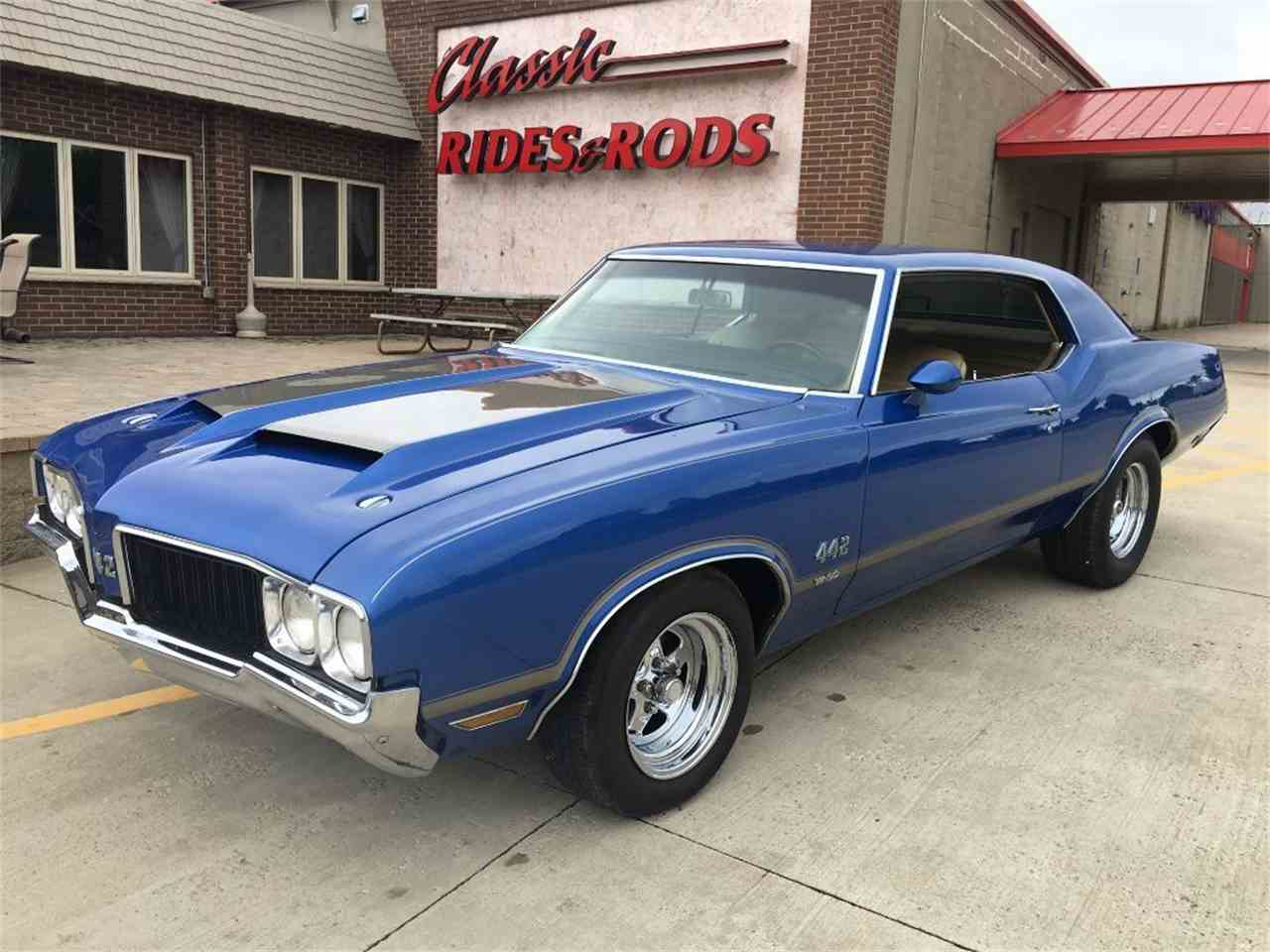 Large Picture of 1971 Cutlass located in Annandale Minnesota Auction Vehicle - J2CH