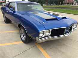 Picture of 1971 Oldsmobile Cutlass Auction Vehicle Offered by Classic Rides and Rods - J2CH