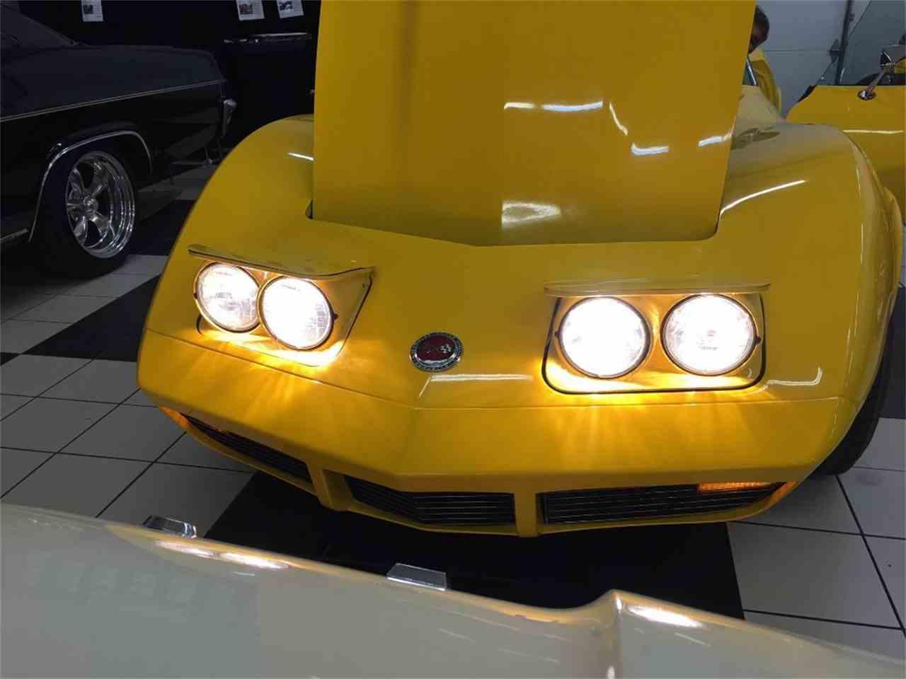 Large Picture of '73 Corvette - J2CI