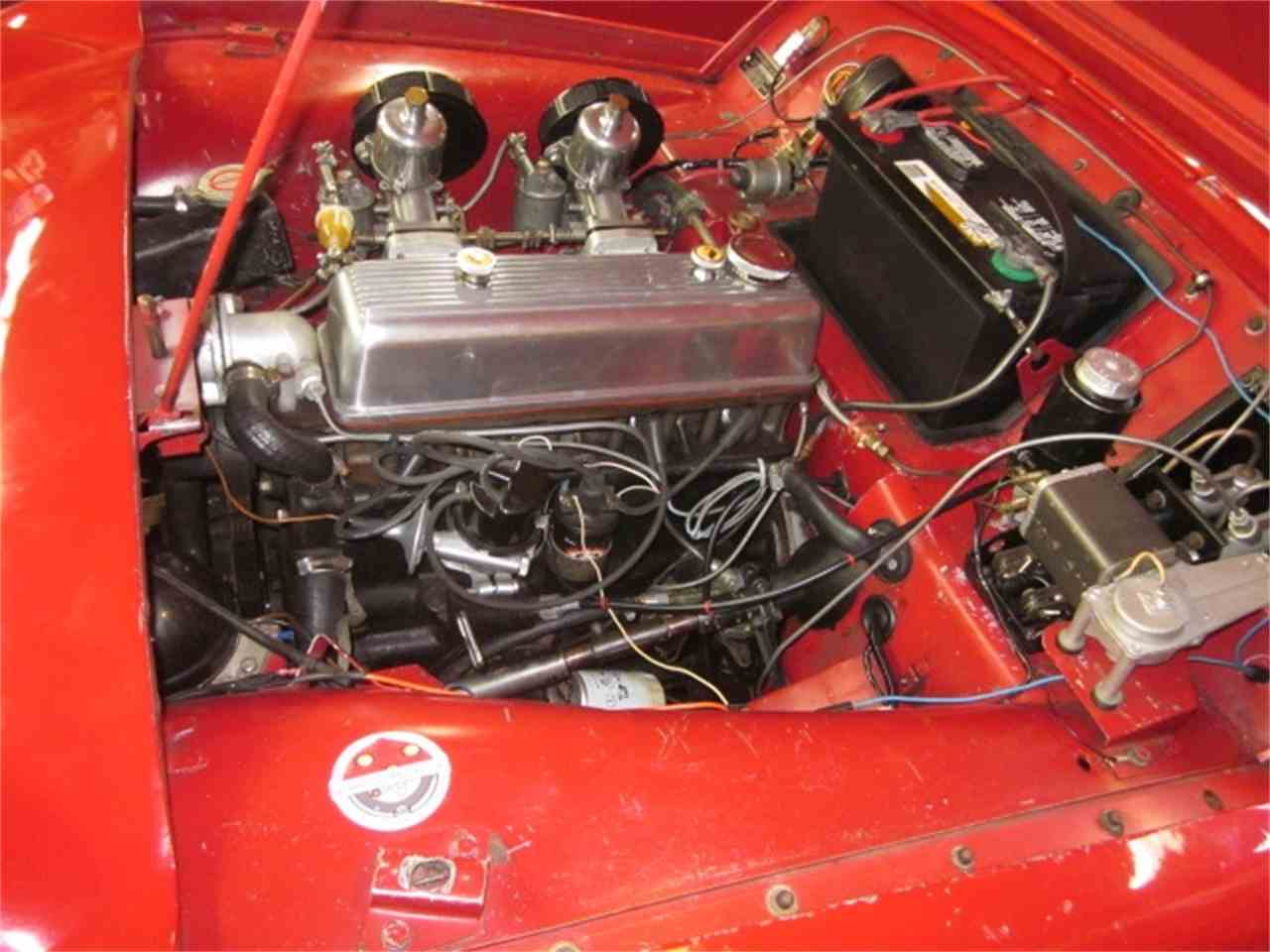 Large Picture of Classic '60 Triumph TR3A located in Stratford Connecticut - $25,000.00 - J2DF