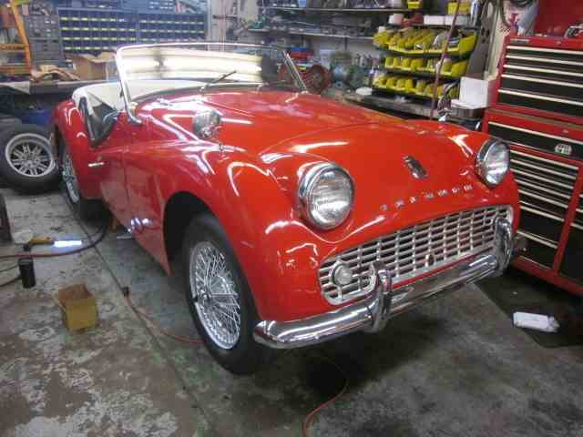 Picture of '60 TR3A - J2DF