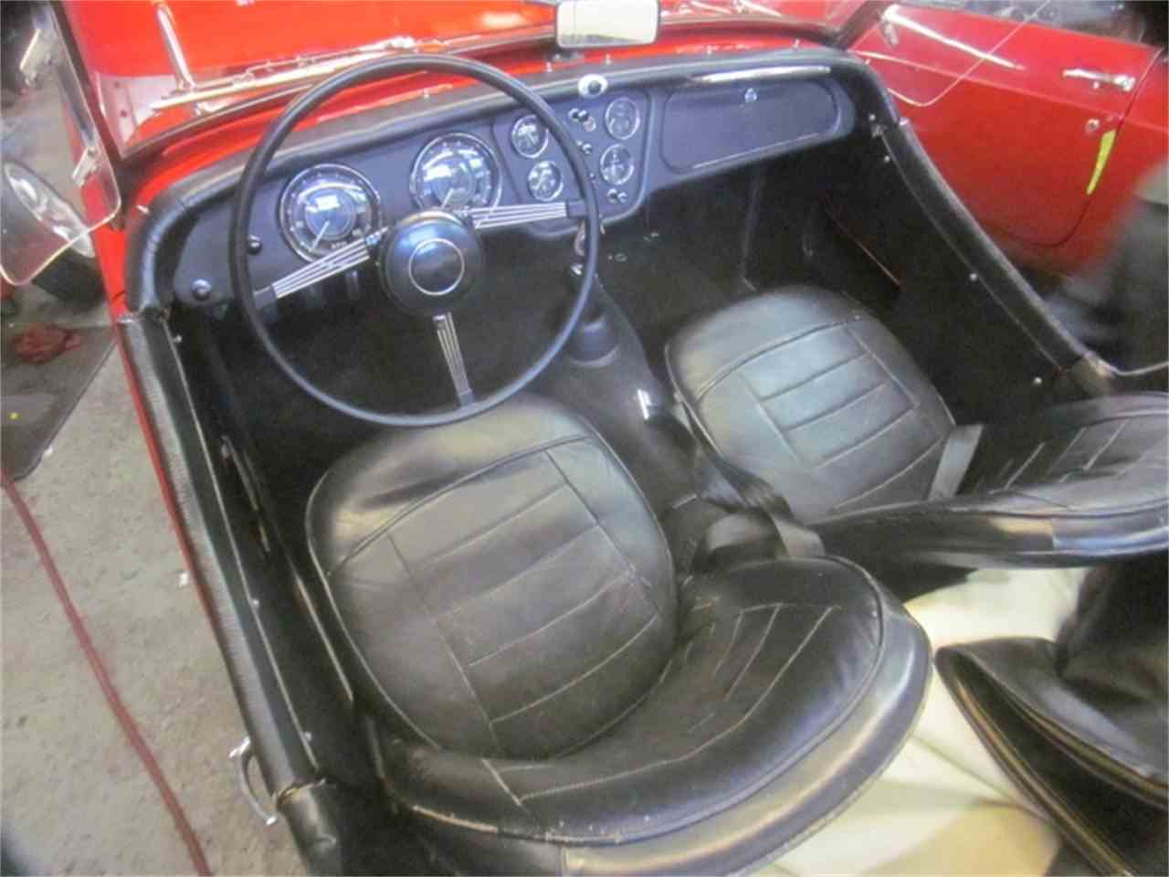 Large Picture of '60 Triumph TR3A located in Connecticut - $25,000.00 - J2DF